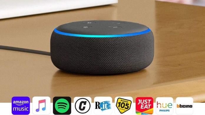 Recensione Amazon Echo Dot di terza generazione