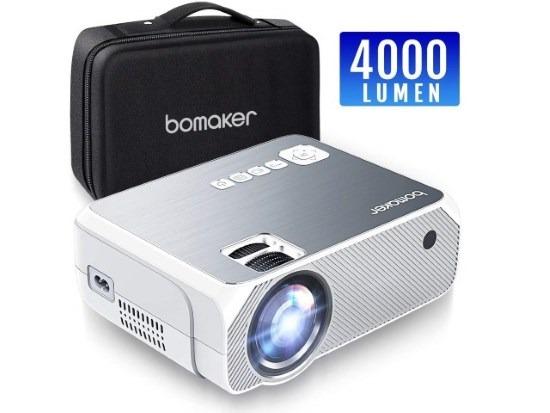 Mini Proiettore Portatile 4000 Lumen