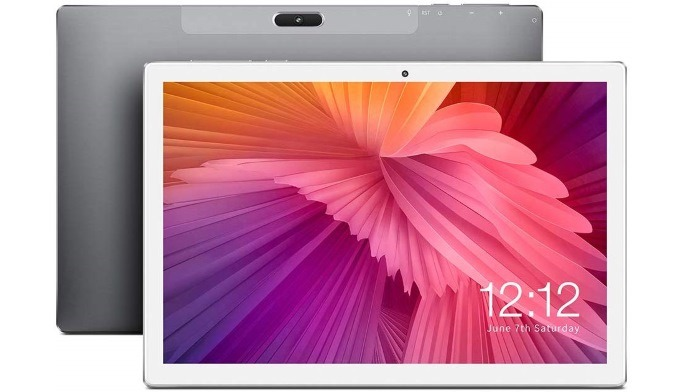 Recensione Teclast M30 tablet 4G LTE