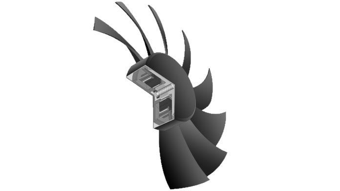 Cuscinetto FDB della ventola dell'alimentatore PC
