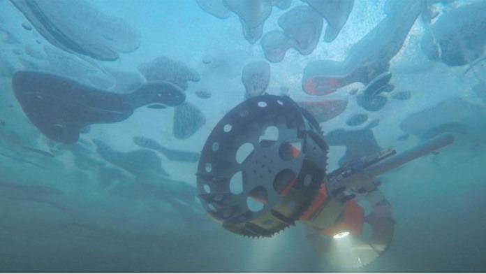 Il rover subacqueo della NASA