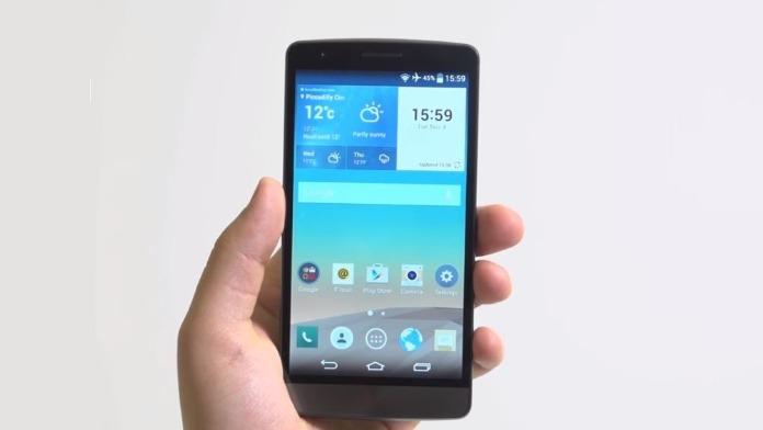 LG G3S recensione