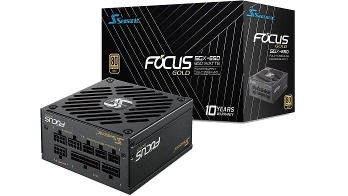 Seasonic Focus SGX 650