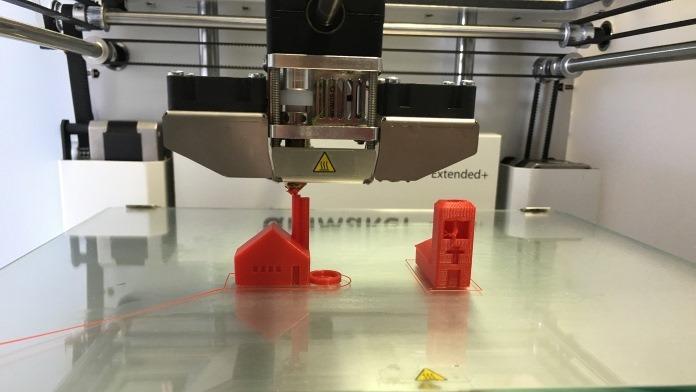 Stampaggio 3D con una stampante 3D