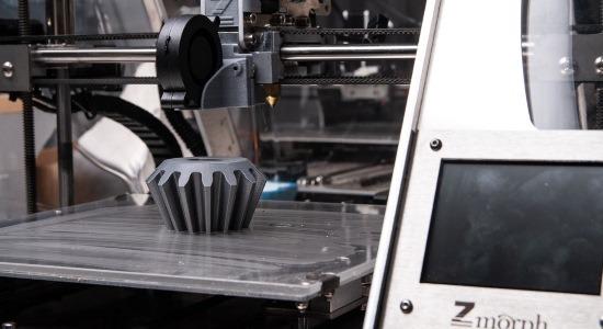 Stampaggio 3D industriale