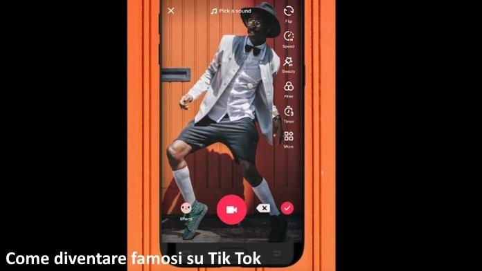 Come diventare famosi su TikTok