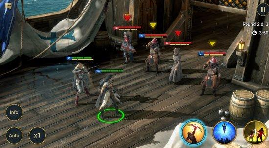 Buff e attacchi in Raid Shadow Legends