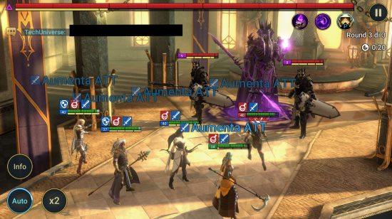 Raid - Gameplay