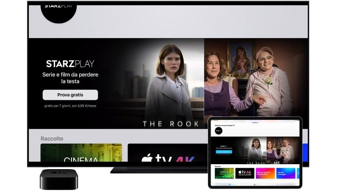App di Apple TV