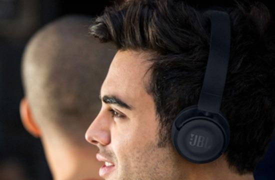 JBL T450BT Cuffie Sovraurali Bluetooth On Ear