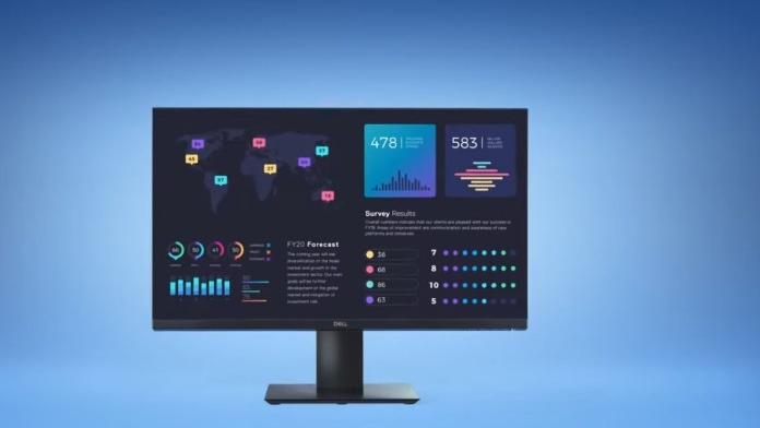 Nuovi monitor Dell P2421DC e P2421D