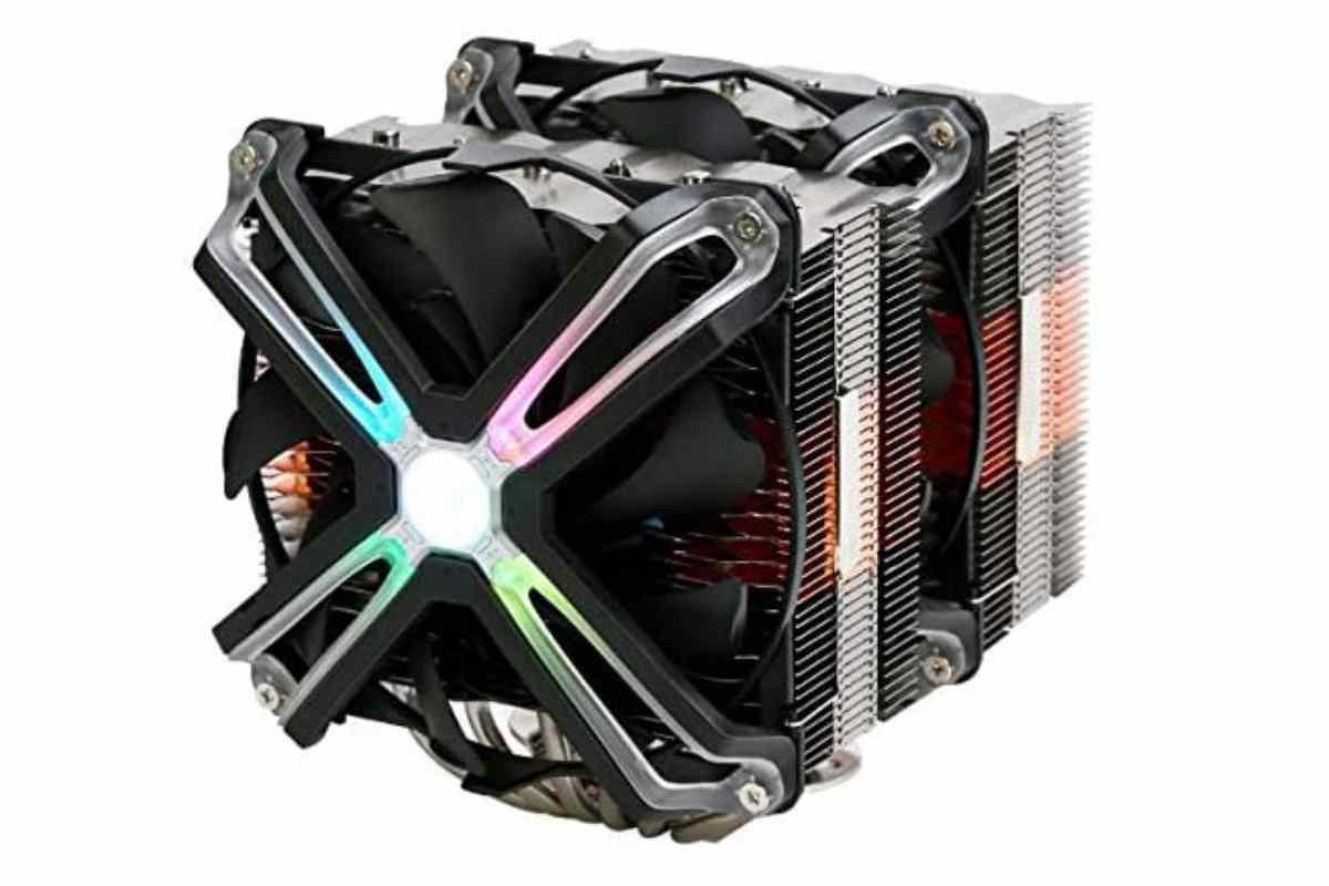 Nuovo dissipatore per CPU Zalman CNPS20X