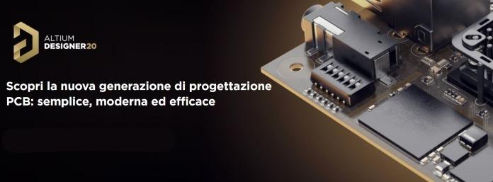Altium Design - Progettazione di impianti elettrici free