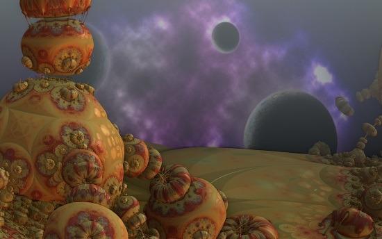 Forme di vita extraterrestri