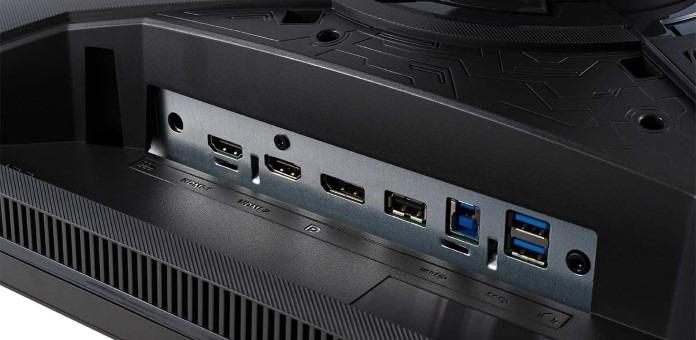 Porte monitor gaming Asus ROG Strix XG279Q