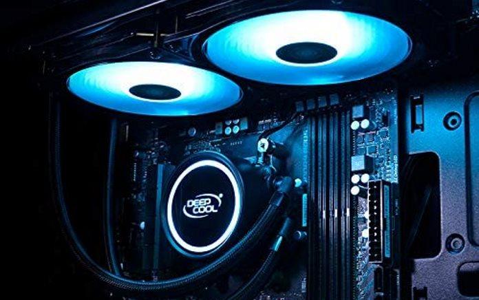 Dispositivo di raffreddamento ad acqua per PC