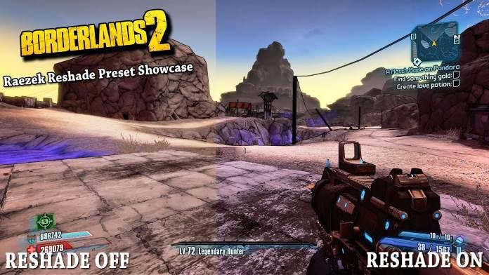 ReShade: Aggiunge effetti a videogiochi e immagini