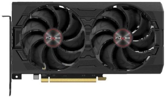 Sapphire Technology Pulse Radeon RX 5500 XT 4G