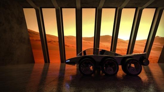 Future tecnologie grazie alla colonizzazione di Marte