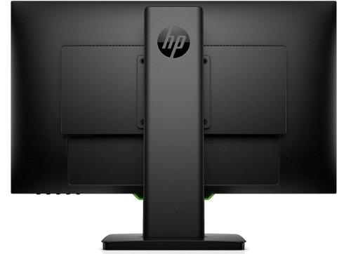 HP 25x retro del monitor
