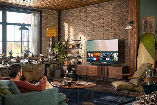Samsung UE43TU7190UXZT con Amazon Alexa e Google Assistant