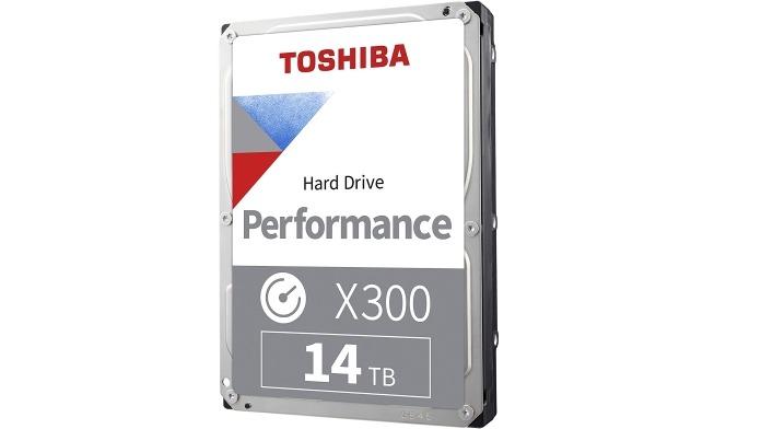 Toshiba X300 da 14TB