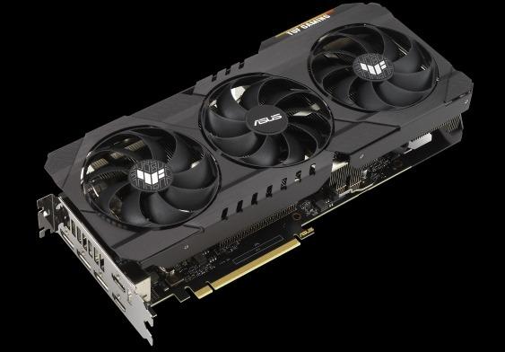 Asus GeForce RTX 3080 TUF recensione