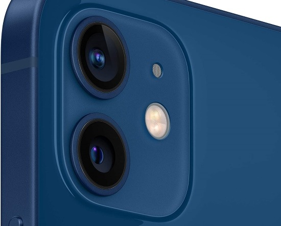 Fotocamere Apple iPhone 12