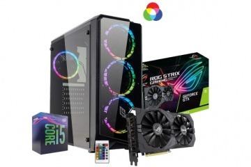 I migliori componenti per PC gaming hanno i LED colorati