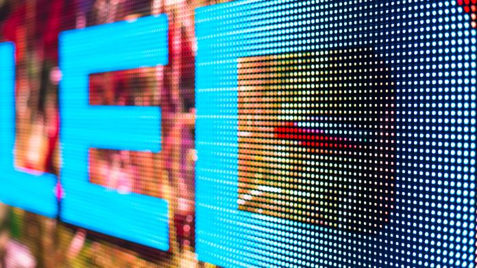 Led screen e video wall