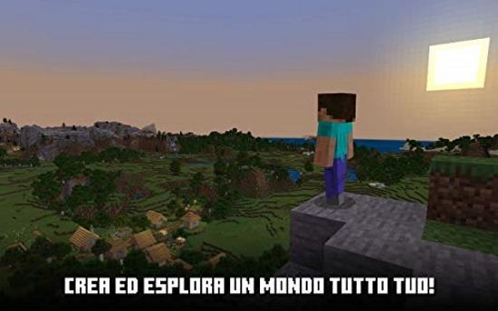 Il mondo di Minecraft