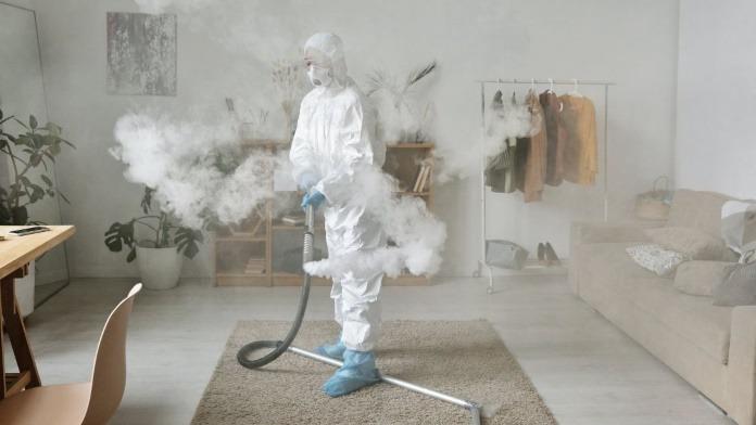 Sanificatore ad ozono