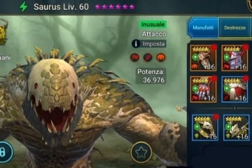 Saurus - Raid Shadow Legends