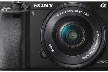 Fotocamere Mirrorless della Sony