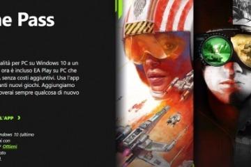 Xbox Games Pass per PC