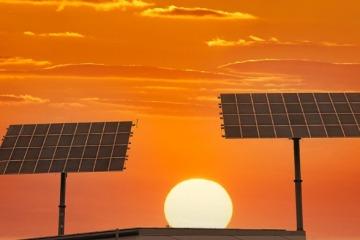 Pannelli solari - Devono essere installati alla luce del sole